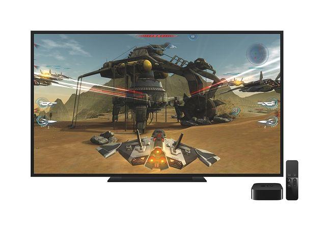 Apple TV przestało być dodatkiem. Ma stać się prawdziwym centrum domowej rozrywki.