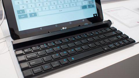 [IFA 2015] Naszym zdaniem najlepsza klawiatura targów: LG Rolly Keyboard