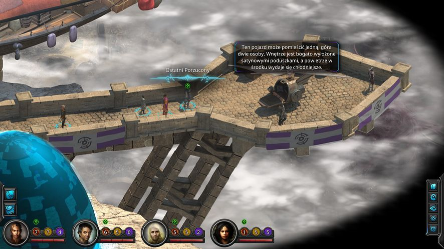 Torment: Tides of Numenera – oto spadkobierca klasycznych RPG