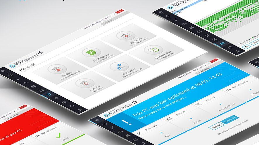 Ashampoo WinOptimizer 15 ulepsza systemy Microsoftu. Zgarnij licencję!