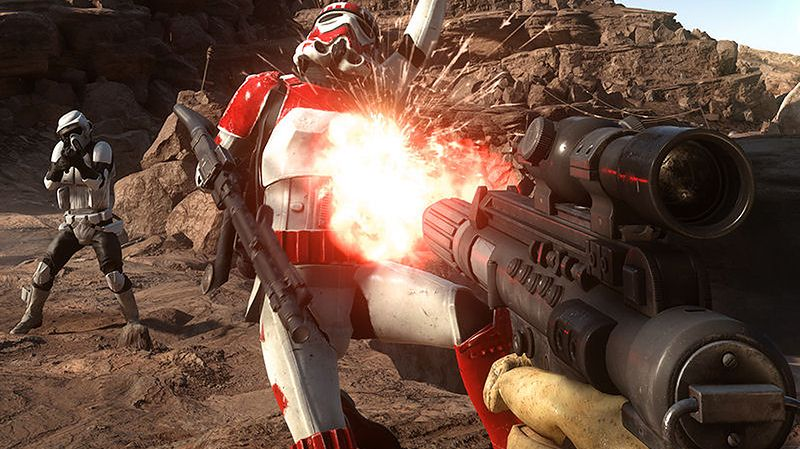 Czekasz na betę Star Wars: Battlefront? Gra ma spore wymagania co do pamięci