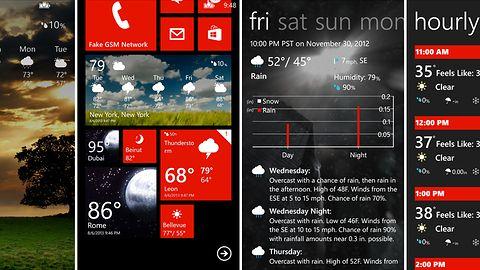 Amazing Weather HD - najlepsza pogodynka na Windows Phone za darmo do jutra [Aktualizacja]