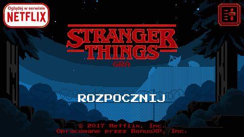 Stranger Things: The Game przypomni kultowy serial przed jego 2. sezonem