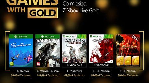 Pięć hitów w czerwcowym Games with Gold