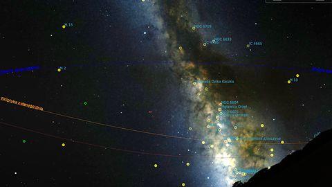 Stellarium 0.14 – darmowe planetarium jeszcze bardziej precyzyjne