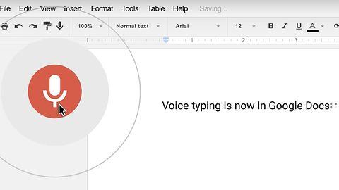 Google udoskonala swój pakiet biurowy, teraz zamiast pisać możemy dyktować