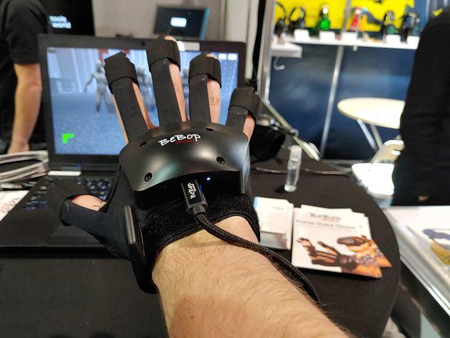 Wśród start-upów widać silny trend rozwoju rękawic do wirtualnej rzeczywistości. To może wprowadzić VR na wyższy poziom