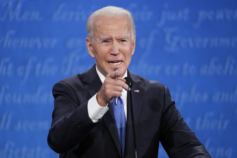 Wybory w USA. Biden się wkurzył. Bardzo ostre słowa