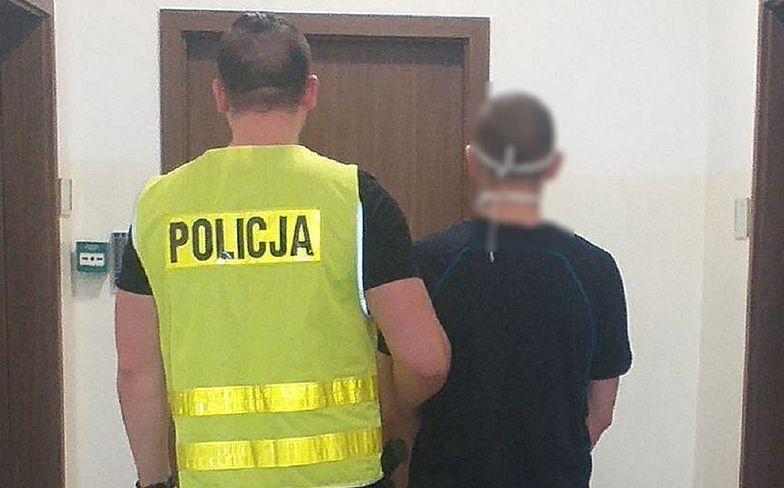 Malbork. 24-letni mężczyzna zatrzymany