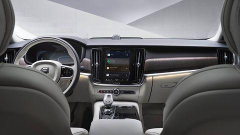 Modele Volvo otrzymają system oparty na Androidzie