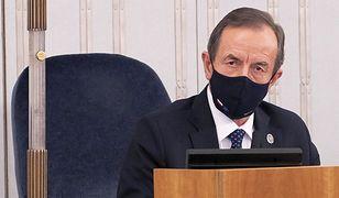 Protest kobiet. Marszałek Senatu Tomasz Grodzki: rząd PiS stracił rząd dusz (PAP, Mateusz Marek)