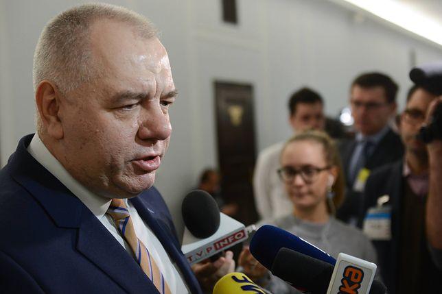 """Jacek Sasin uważa, że to """"najlepsza"""" ustawa o IPN"""