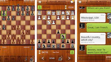 Aplikacje szachowe na Androida i iOS — odsłona druga