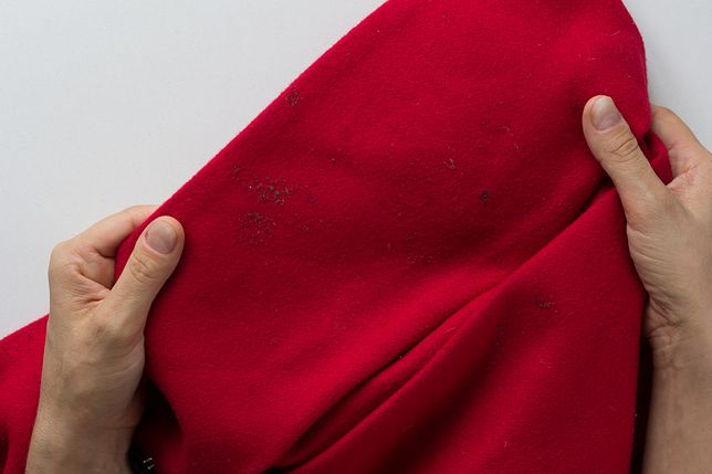 Jak wyczyścić płaszcz na wiosnę