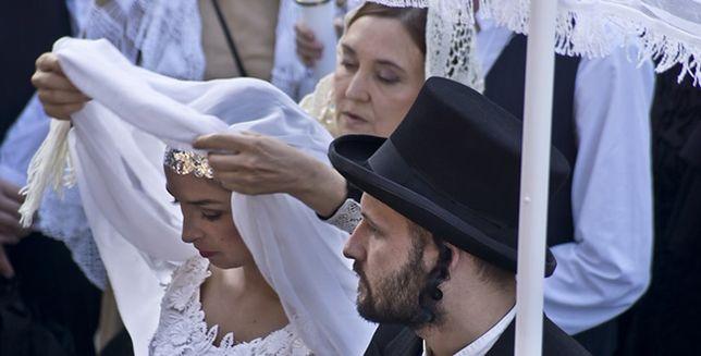 Jak wygląda żydowskie wesele