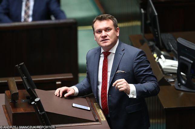 Dominik Tarczyński chce dużych zmian w sądownictwie