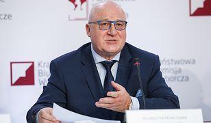 Sędzia NSA Sylwester Marciniak nowym przewodniczącym Państwowej Komisji Wyborczej