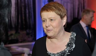Ilona Łepkowska o początkach swojej kariery