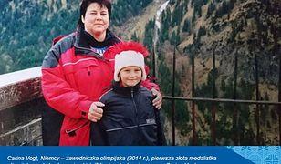 Historia Cariny Vogt, skoczkini narciarskiej