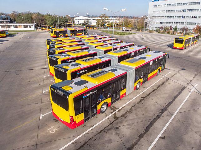 Wrocław. MPK odmłodziło flotę autobusów. Średnia wieku wynosi mniej niż 5 lat