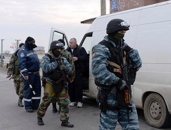 Po Krymie przyjdzie czas na obwód chersoński? Rosja już podjęła pierwsze niepokojące kroki