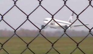Na to lądowanie patrzyła cała Polska. Podwozie ogromnego Boeinga-767 nie wysunęło się