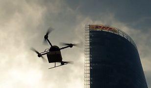 Drony DHL już w piątek dostarczą pierwsze przesyłki