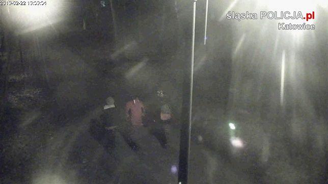 Zdewastowali kaplice różańcowe w Panewnikach. Policja publikuje wizerunek