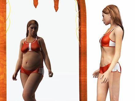 Otyłość i anoreksja - różne formy tego samego problemu?