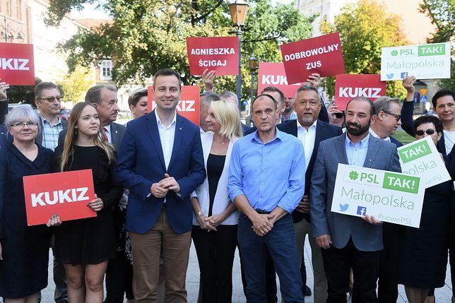 NA ŻYWO Konwencja PSL-Koalicji Polskiej w Sandomierzu