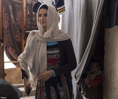 Pochodząca z Azerbejdżanu żona członka ISIS złapana w Syrii