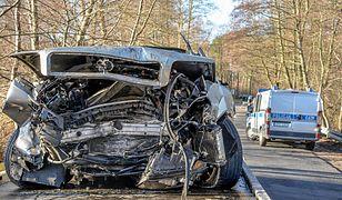 Cibórz. W wypadku zginęło 5 osób