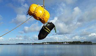 Saperzy będą wydobywać kolejny niewybuch z czasów II wojny światowej, znaleziony na torze wodnym Szczecin-Świnoujście