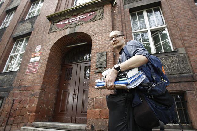 Grzegorz Lorek to nauczyciel roku 2002