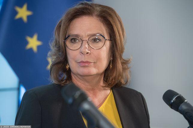 Małgorzata Kidawa-Błońska oceniła kampanię KO na 3+