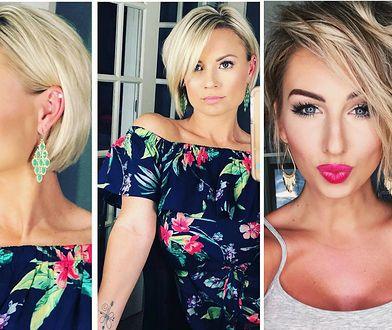 Cieniowany bob to fryzura uniwersalna, która pasuje do każdego kształtu twarzy i typu włosów.