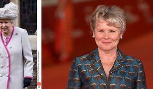 Imelda Staunton byłaby idealną królową Elżbietą II