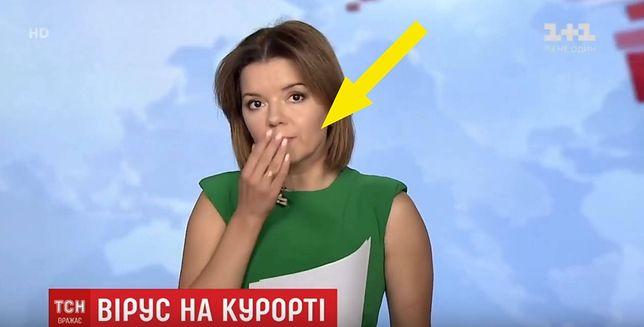 Marichka Padalko zaliczyła wpadkę w programie na żywo
