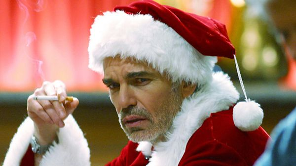 """""""Bad Santa 2"""": Billy Bob Thornton niepoprawnym, przeklinającym Mikołajem"""