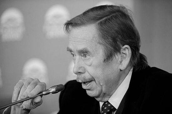 Vaclav Havel nie żyje