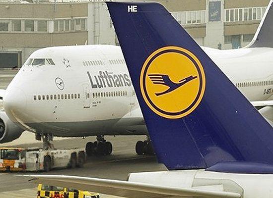 Samolot Lufthansy musiał lądować, by pasażerowie mogli skorzystać z toalety