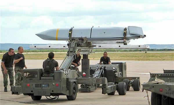 Pocisk manewrujący AGM-158 JASSM