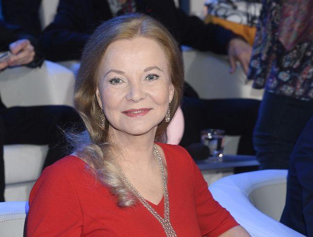 Laura Łącz skończyła w październiku 66 lat