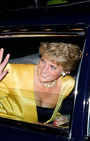 Księżna Diana Spencer