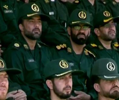 """Iran. Gwardia Rewolucyjna ostrzega USA. Wkrótce """"potężniejsza zemsta"""""""