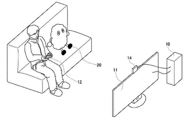 Patent Sony