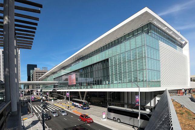 Moscone Center w San Francisco