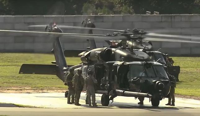 Armia USA rozpoczyna ćwiczenia nad Bałtykiem