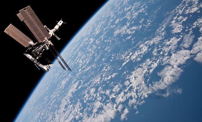 Wirtualny spacer po Międzynarodowej Stacji Kosmicznej