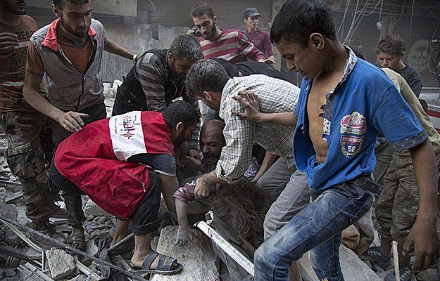We wschodnim Aleppo funkcjonuje tylko sześć szpitali. Teraz dwa zostały ostrzelane